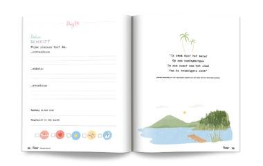 dagboek vakantiebox flow magazine